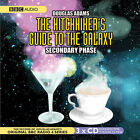 The Hitchhiker's Guide to the Galaxy: Secondary Phase (Audio CD), Douglas Adams