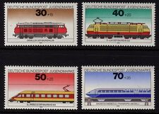 W Germany 1975 Youth Welfare Trains SG 1729/32 MNH
