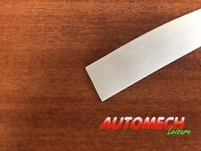 Super Quality Caravan/Motorhome Window Rubber Plastic Insert/Trim 23mm (WHITE)