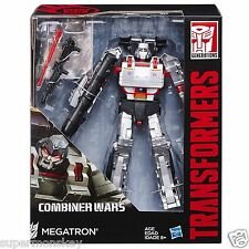 HASBRO TRANSFORMERS GENERATIONS COMBINER WARS LEADER CLASS TANK MEGATRON NEW
