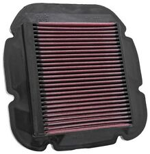 SUZUKI 2002-2009 DL 650 / 1000 V-STROM K&N HIGH FLOW PERFORMANCE AIR FILTER