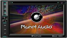"Planet Audio P9650b 6.5"" Double-din In-dash Dvd Receiver With Bluetooth[r]"