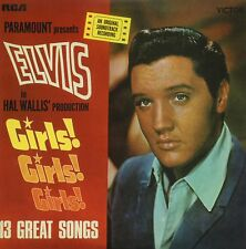 ★☆★ CD Elvis PRESLEY Girls Girls Girls - Mini Lp - 13-track CARD SLEEVE   ★☆★