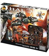 Mega Bloks Halo UNSC Kestrel Strike Exclusive Set  DPW94