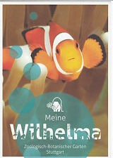 AK WILHELMA / Stuttgart - Clownfisch Fish Zoo Tierpark
