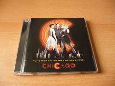 CD Soundtrack Chicago - 2002 - Richard Gere Catherine Zeta-Jones Renee Zellweger