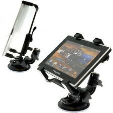 UNIVERSAL IN CAR SUCTION MOUNT ROTATABLE HOLDER FOR APPLE iPAD 1 2 3&ALL TABLETS
