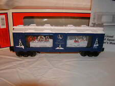 Lionel 6-82740 Winter Wonderland Operating Aquarium Car O 027 2015 Christmas New