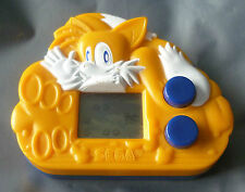 McDonalds Happy Meal Toy Handheld LCD Electronic Game - Tails Sonic the Hedgehog