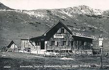 AK aus Schneealpe, Rinnhoferhütte, Steiermark   (C47)