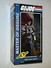 Sideshow G.I. Joe Zartan 1/6 Scale Action Figure Exclusive NEW MIMB