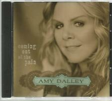AMY DALLEY coming out of the pain CD CRAZY MAKER the miracle GOSSIP Talk