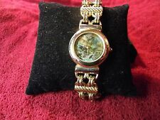 Woman's Elan Watch ** Beautiful with Abalone Face**Lot A9 161
