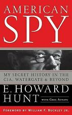 American Spy: My Secret History in the CIA, Watergate and Beyond-ExLibrary