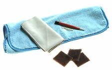 Satin / Brushed Finish Scratch Removal Kit for Watches - Refinishing Pen & Pad