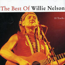 Best of Willie Nelson [Sony 1998] by Willie Nelson (CD, May-1996, Sony)