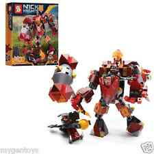 Nexo Knights Macy Mecha SY572 with LEGO Compatible