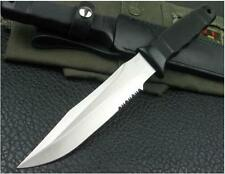 Tactical SOG Survival Serrated Seal Team Combat Camping 440C Steel Knife task ZT