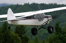 1/4 Scale Piper Super Cub 108 inch Wing   Giant Scale RC AIrplane Rolled Plans