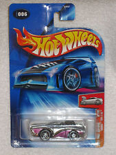 NEW 2004 Mattel Hot Wheels 2004 First Editions TOONED TWO 2 GO #006/100