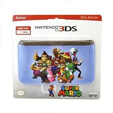 Original 3DS XL Armor Case - Mario & Group  - Protective Shell Case For Nintendo