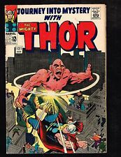 """Journey into Mystery #121 ~ """"The Power! The Passion! The Pride!"""" ~ (5.5) 1965 WH"""