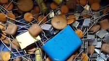 CONDENSATORE MIX 100pf - 330pf, in ceramica styroflex, WIMA 30 pezzi 23217-33