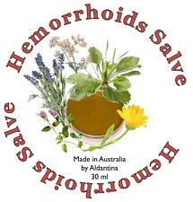 Organic Hemorrhoids Salve  30 ml