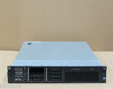 HP ProLiant DL380 G6 2 x Quad-Core XEON E5530 18GB Ram 4 x 146Gb 2U Rack Server