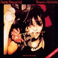 PUBLIC IMAGE LTD. LIMITED - Flowers of Romance + 3 BONUS TRACKS / VIRGIN RECORDS
