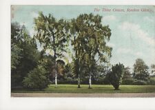 The Three Graces Rouken Glen 1906 Postcard 302b