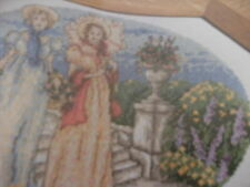 'Secrets & Roses' Maria Diaz cross stitch chart