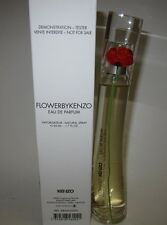 New No Box Flower By Kenzo Perfume Eau De Parfum EDP 50ml 1.7 / 1.6 oz No Cap