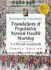 Foundations of Psychiatric Mental Health Nursing: A Clinical Approach-ExLibrary