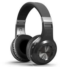 Bluedio HT Turbine shooting Brake Wireless Bluetooth 4.1 Stereo Headphones Black