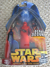 STAR WARS ROYAL GUARD action figure! (Red) version