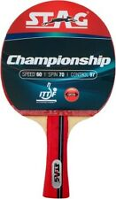 Stag Championship Table Tennis Racquet (I.T.T.F. APPROVED)