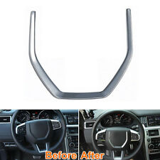 Inner Decorative Steering Wheel Cover Trim Molding Frame For 15 Discovery Sport