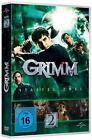 GRIMM zweite Staffel 2 Season two Blu-Ray Neu OVP