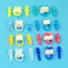 Swimming Soft Nose Clip Ear Plug Earplug Water Swim New