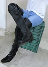 Thigh high cowboy boot , 32 INCH SHAFT