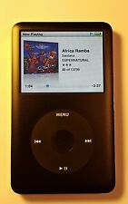 Apple iPod classic REFURBISHED! (160GB) 7th Gen BLACK (Latest Model)