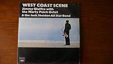 Jimmy Giuffre/Jack Sheldon.   'West Coast Scene'
