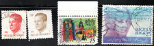 stamps BELGIUM A459a(2) A541 A613 LOT