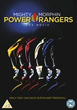 Power Rangers - The Movie [DVD], 5039036064309, Jason David Frank, Steve Carden.