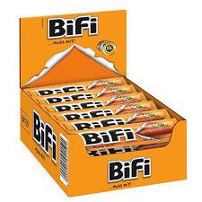 40 Pausensnacks Bifi a 25g Minisalami Orginal 1 Box Salami Mini