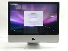 APPLE iMAC 8,1 A1225 EMC 2211 CORE 2 DUO 2.8GHz 4GB RAM 300GB HDD MAC OS X 10.8