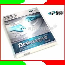 Executive® Software★Diskeeper™ 8.0 Server Standard Edition★PROF HDD DEFRAGMENTER