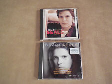 BRADY SEALS 2 CD LOT Brady Seals & The Truth Country Music FREE SHIPPING!