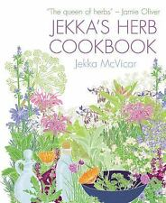 JEKKA'S HERB COOKBOOK by Jekka McVicar : US1-R4E : PBL057 : NEW BOOK
